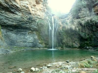 Alto Mijares -Castellón; Puente Reyes; nacimiento de ebro madrid viajar senderismo merida